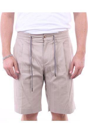 HŌSIO Men Bermudas - Shorts bermuda Men Sand