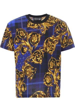 VERSACE Men Polo Shirts - Versace Jeans T-shirts and Polos