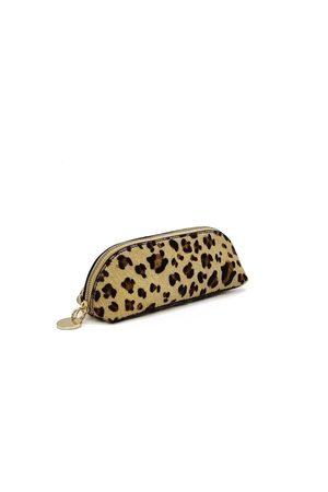 Nooki Women Purses - Poppy Make Up Case - Leopard