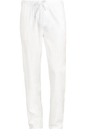 ONIA Men Stretch Pants - Lightweight Stretch Linen Pants