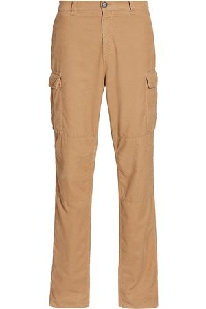 Brunello Cucinelli Cord Cotton Cargo Pants