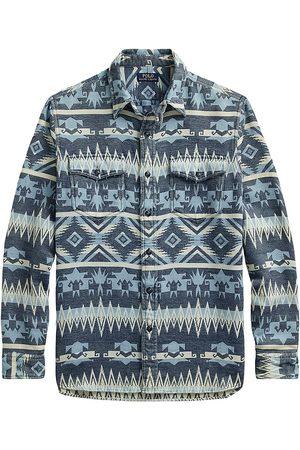 Polo Ralph Lauren Southwestern Jacquard Shirt