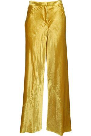 Jil Sander Women Wide Leg - Fluid high-waisted wide-leg pants
