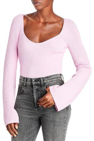 LINE & DOT Melissa Bell Sleeve Sweater