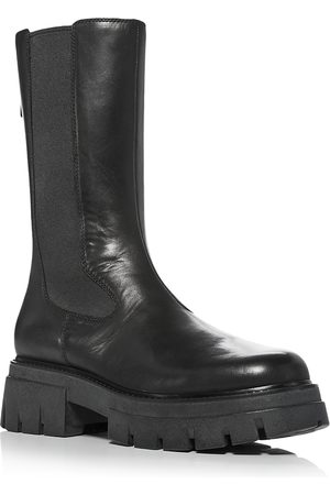 Ash Women's Lennox Mid Calf Chelsea Boots
