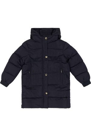 Chloé Girls Puffer Jackets - Quilted puffer coat