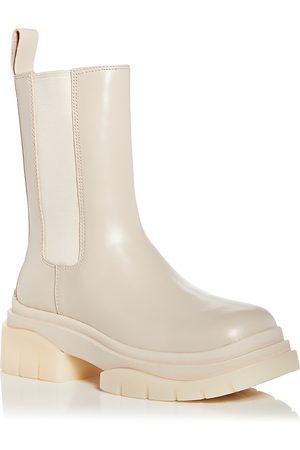 Ash Women's Storm Mid Calf Chelsea Boots