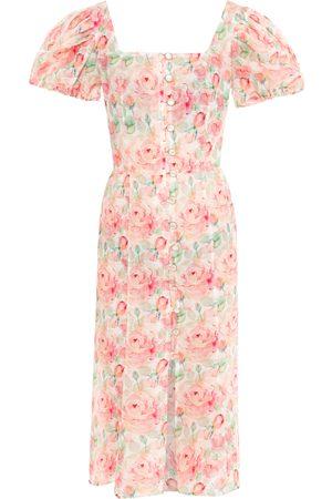 Liya Floral Print Dress