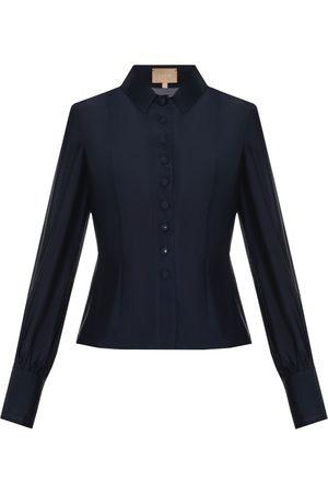 Liya Navy Shirt
