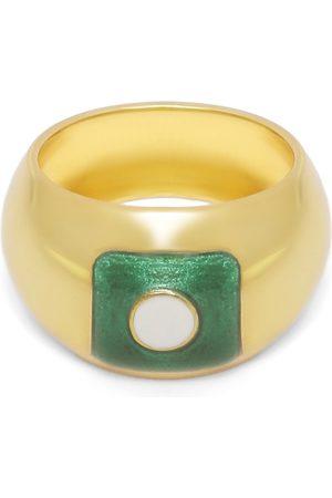 Liya Enamel Ring