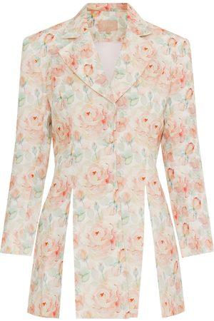Liya Floral Print Blazer