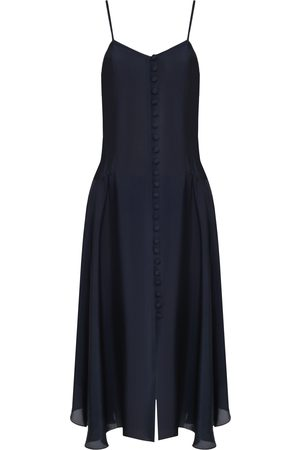 Liya Navy Dress