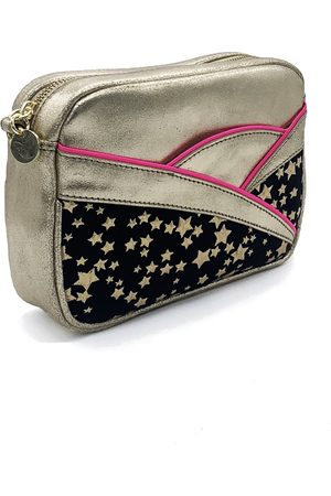 Nooki Calli Crossbody Bag - Gold Star