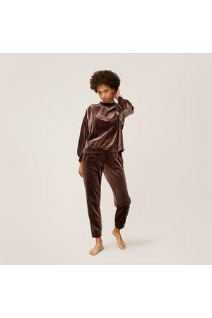 Nooki Lyndhurst Sweatshirt - Mink Velvet