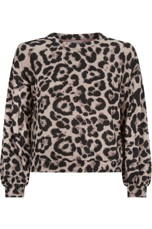 Nooki Bellingham Sweatshirt - Mink Leopard