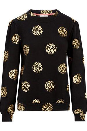 Nooki Women Sweatshirts - Jessica Foil Print Sweatshirt