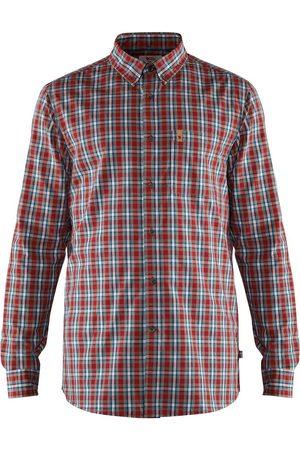 Fjällräven Fjallraven Ovik LS Shirt Deep