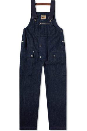 NIGEL CABOURN Men Jeans - Denim Naval Dungaree