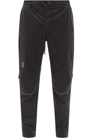 ON Men Sweatpants - Logo-print Shell Track Pants - Mens