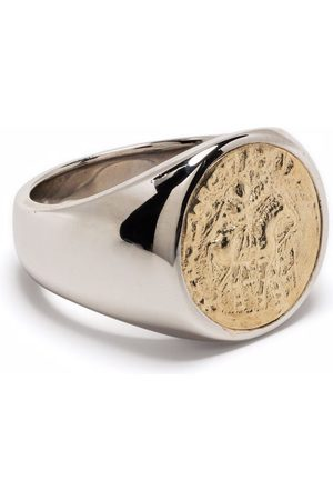 TOM WOOD Rings - Coin signet ring