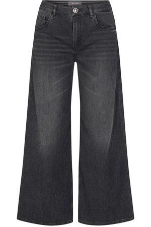 Mos Mosh Women Jeans - Reem BL Jeans in Dark Grey 140350 25