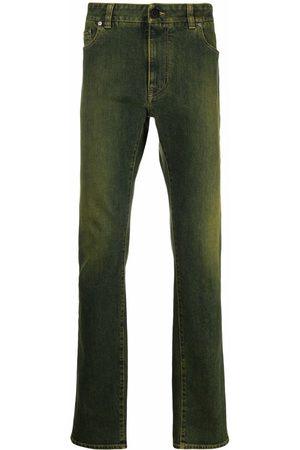 Etro Men Straight - Mid-rise straight leg jeans