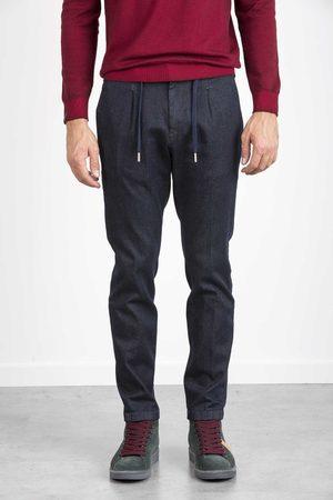 CRUNA Pantalone Denim Strech