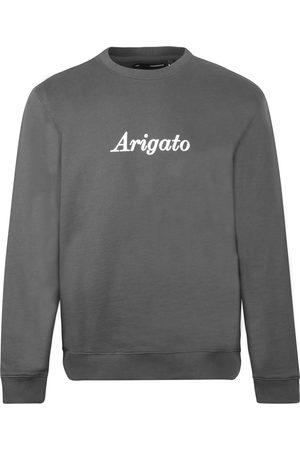 Axel Arigato Men Sweatshirts - Script Crewneck Sweat