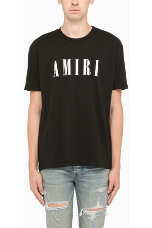 AMIRI T-shirt with contrasting logo lettering