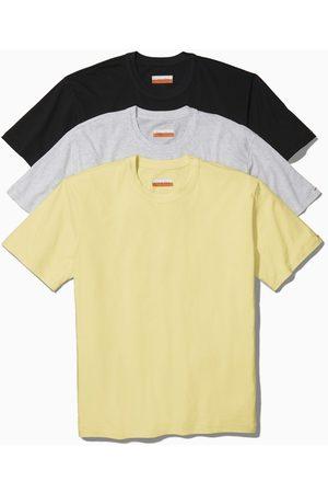 Calvin Klein Men T-shirts - Grey/ / t-shirt - 3 Pack
