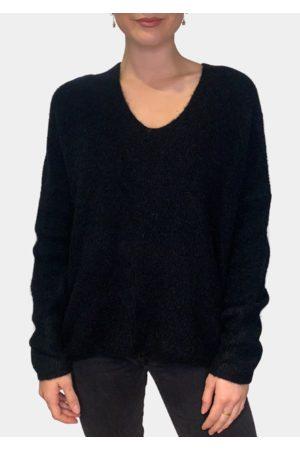 Mos Mosh Women Jeans - Thora V Neck Knit
