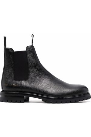 COMMON PROJECTS Men Chelsea Boots - Leather Chelsea boots