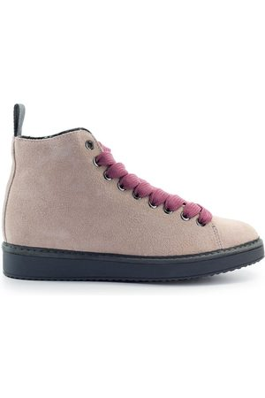 Panchic MAUVE SUEDE ANKLE BOOT