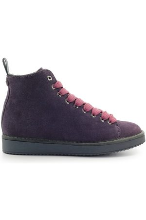 Panchic Women Ankle Boots - MAUVE SUEDE ANKLE BOOT