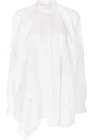 FORME D'EXPRESSION Women Shirts - Layered-look oversized shirt