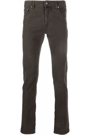 Jacob Cohen Men Skinny Pants - Slim-cut trousers