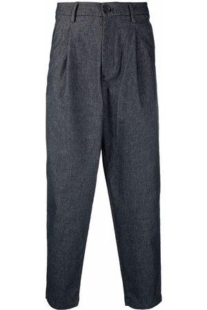 Armani Pleated-waist trousers