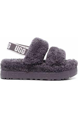 UGG Oh Fluffita shearling sandals