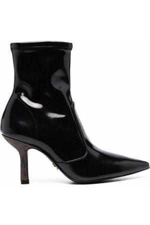 Michael Kors Women Boots - Shiloh glossy boots
