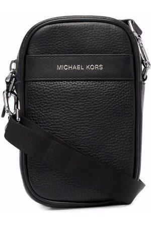 Michael Kors Men Bags - Pebble leather messenger bag