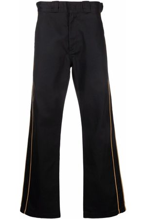 Dickies Construct Wide-leg piped-detail trousers