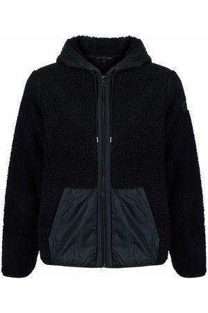 Michael Kors Men Hoodies - Padded zip-up hoodie
