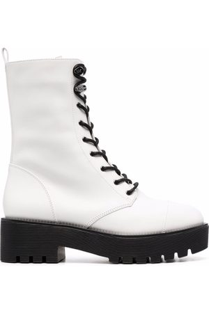 Michael Kors Women Lace-up Boots - Bryce lace-up boots