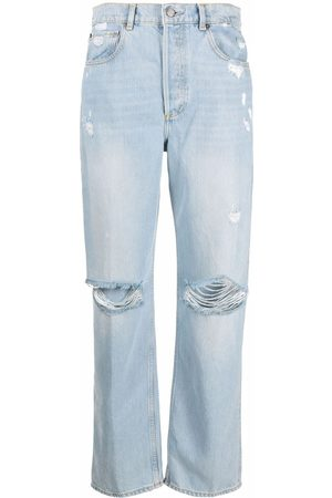 Boyish Jeans High-rise straight-leg jeans
