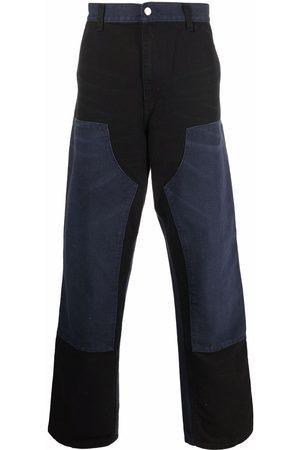 Carhartt Two-tone straight leg jeans