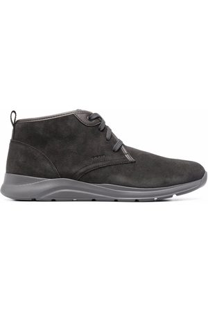 Geox Ankle lace boots - Grey