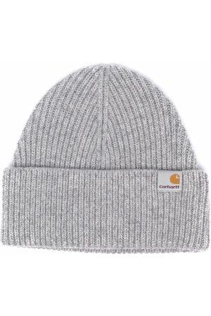 Carhartt Gabe ribbed-knit beanie - Grey