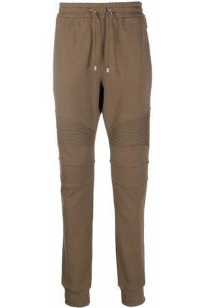 Balmain Drawstring slim-fit track pants