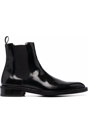 Ami Calf leather Chelsea boots