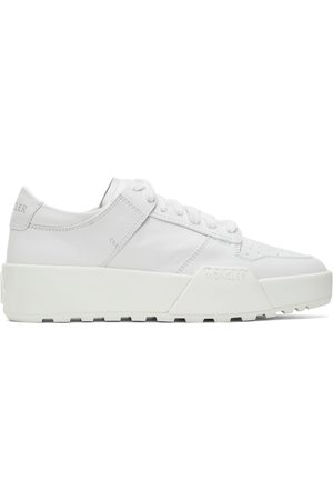 Moncler Women Sneakers - White Promyx III Sneakers